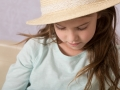 Preschool_Photograph_girl_with_hat
