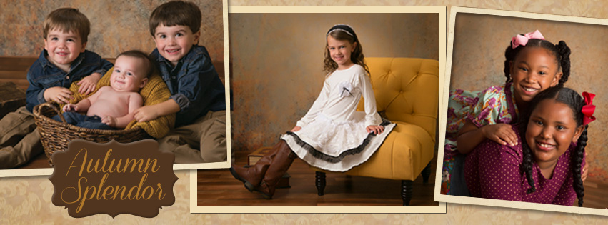 2015 Fall School Portrait Mini-Sessions by Spoiled Rotten Photography