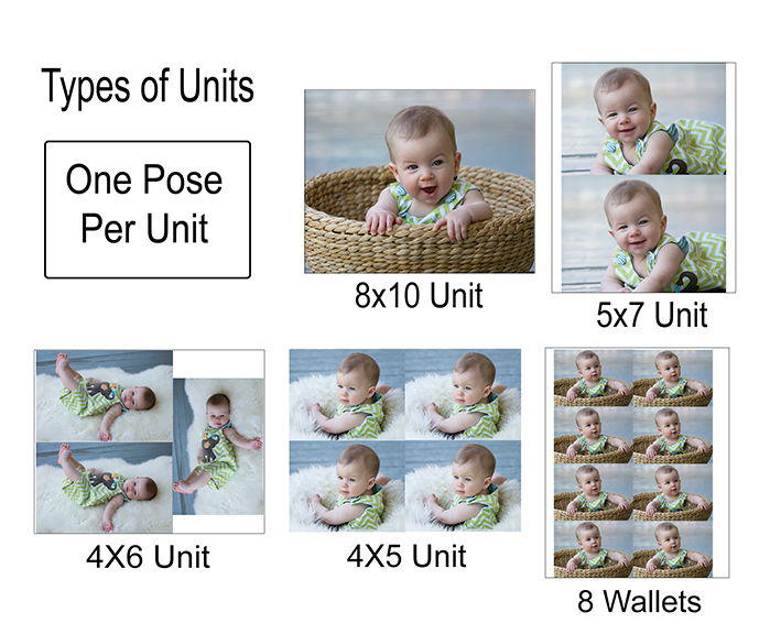 Preschool picture pricing - Spoiled Rotten Photography.