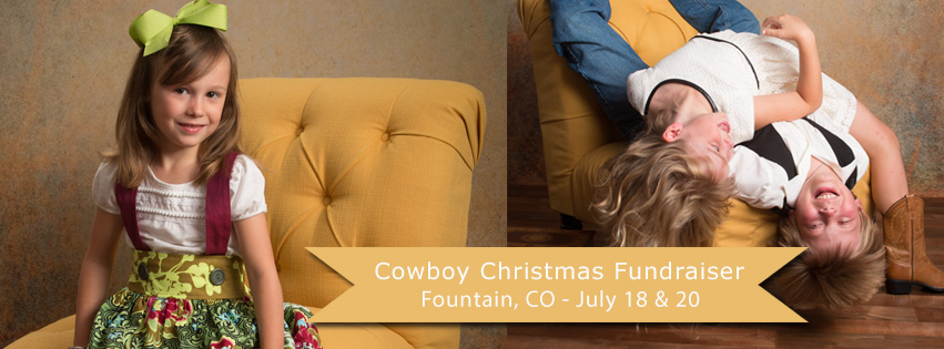 Colorado Springs Photographer,  Portrait Fundrasier