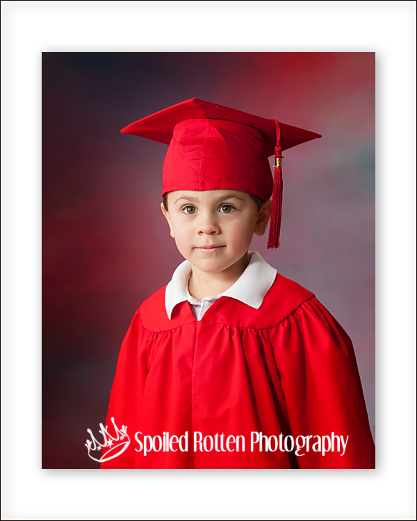 Huntsville Cap and Gown Portraits Preschool pictures   Spoiled ...