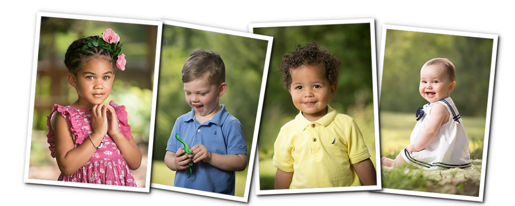 outdoor school pictures by Spoiled Rotten Photography